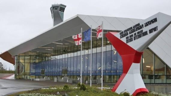 С 1 октября, Международный Аэропорт Кутаиси будет обслуживать Омнибус Экспресс
