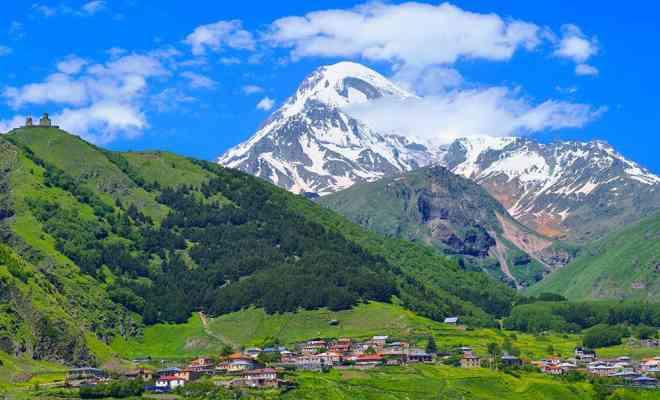 Majestic Caucasus