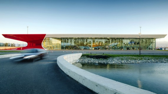 David the Builder Kutaisi International Airport is number one in Europe with passenger traffic