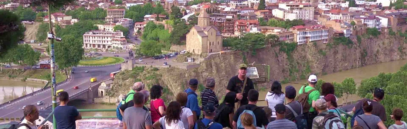 February saw an increase in the number of tourists visiting Georgia
