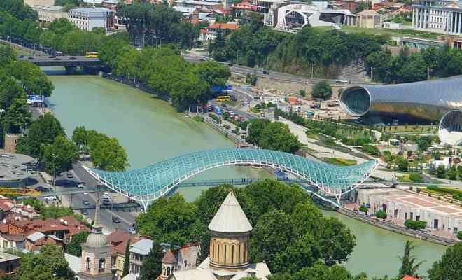 Georgia UNESCO sites