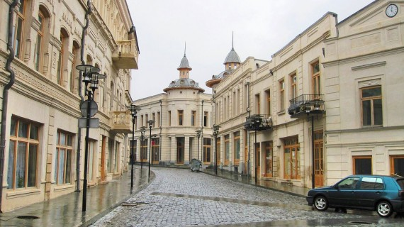 Kutaisi to Have a New Hotel