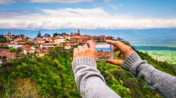 Tourism revenue drops in Georgia