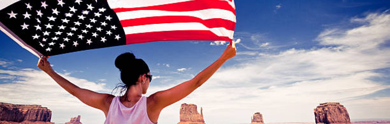 Количество путешественников, путешествующих в США, снижается