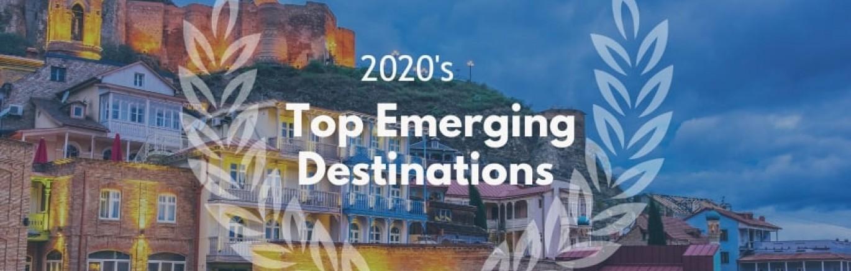 Georgia - top emerging travel destinations for 2020