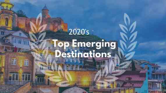Georgia - top emerging travel destinations for 2020