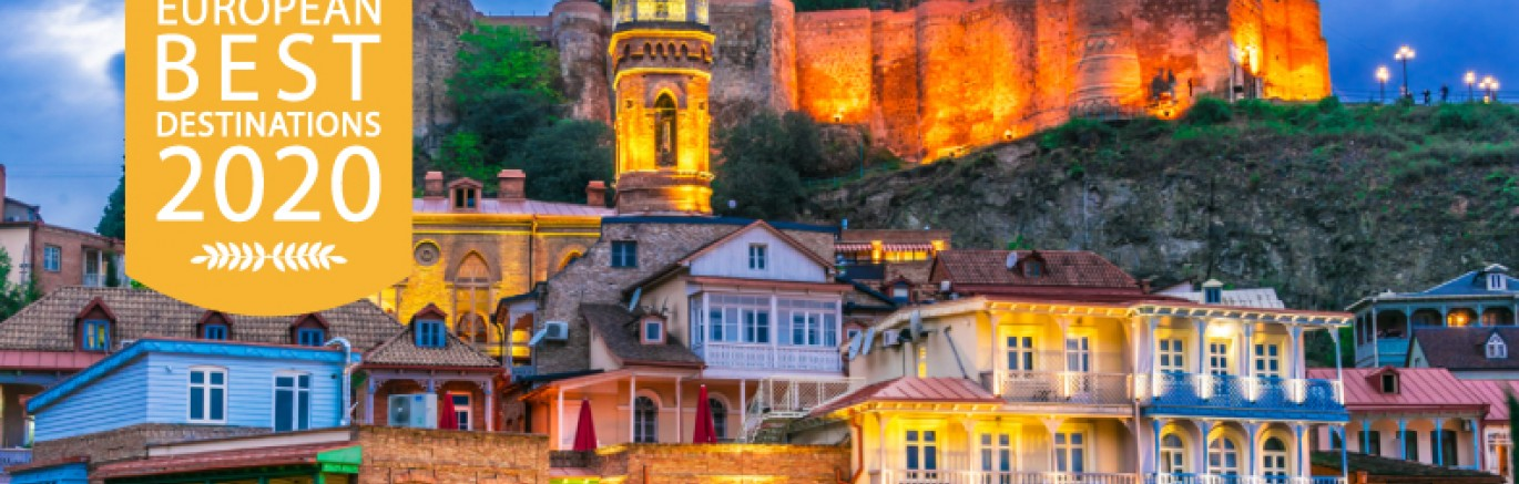 Tbilisi among the top list of best destinations of Europe in 2020