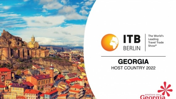 Georgia became host country of ITB Berlin 2022